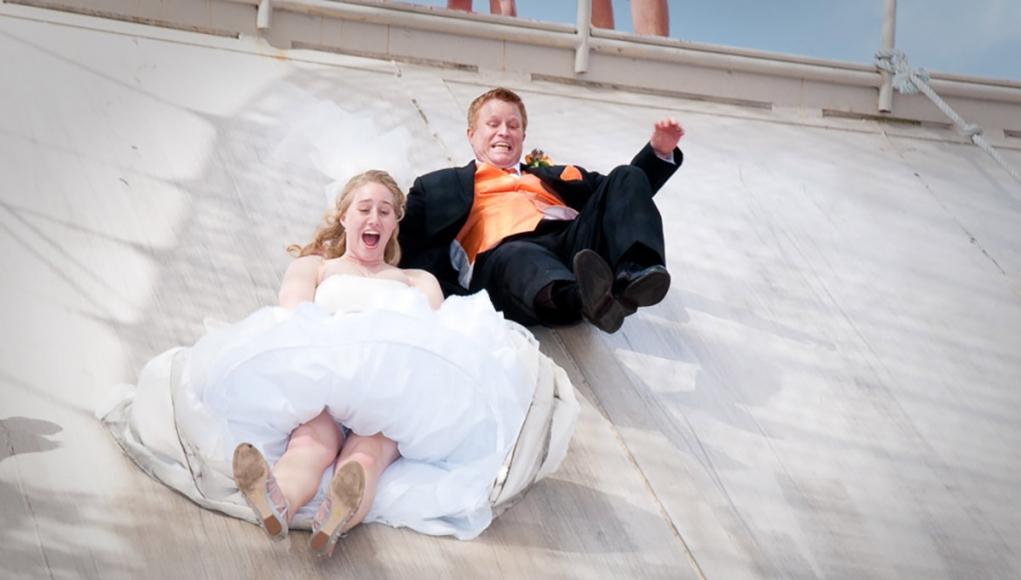 Tanya and Olin, wedding in Saint Louis