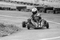 1977 karting at Ste Rosalie
